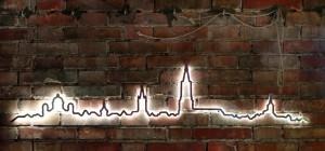 Presse- Bild Bern Ziegelmauer schmal